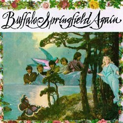 Buffalo Springfield Again cover